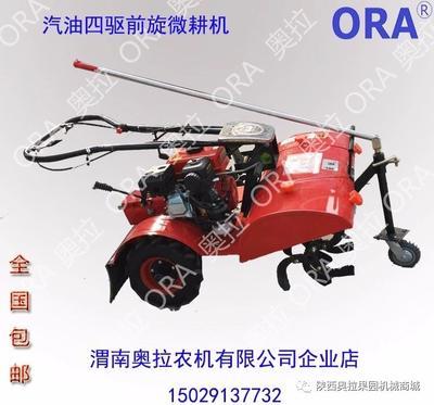 这是一张关于微耕机的产品图片