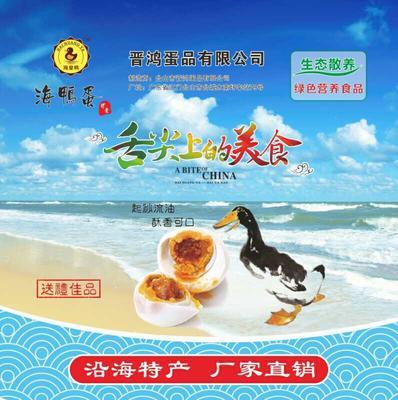 广东省江门市台山市海鸭蛋 食用 礼盒装