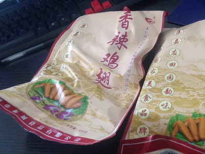 广东省深圳市龙岗区卤鸡腿