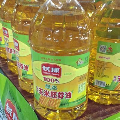 湖北省武汉市硚口区长康玉米胚芽油