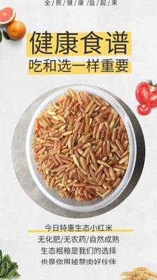 云南省大理白族自治州云龙县有机红米
