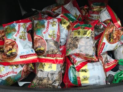 湖北省随州市随县香菇片 散装 1年