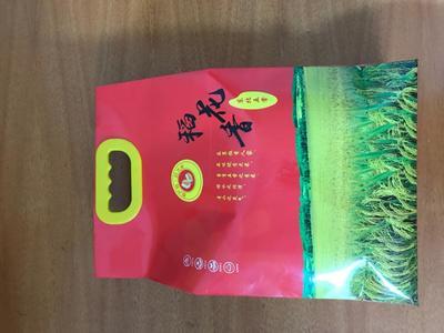 浙江省湖州市安吉县 稻花香大米 非有机大米 晚稻 一等品