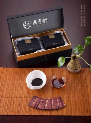 湖南省长沙市宁乡县安化黑茶 盒装 特级