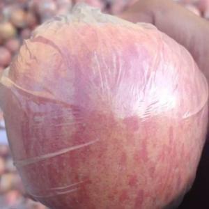 山西省运城市临猗县高原红苹果 膜袋 片红 80mm以上