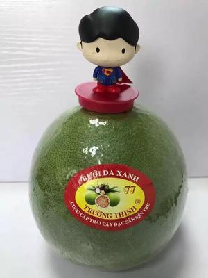 江西省赣州市信丰县翡翠柚 1.5斤以上