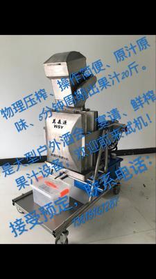 江苏省盐城市东台市榨汁机