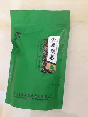 湖北省恩施土家族苗族自治州鹤峰县高山绿茶 袋装 一级
