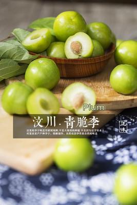 四川省成都市金牛区青脆李 35 - 40mm