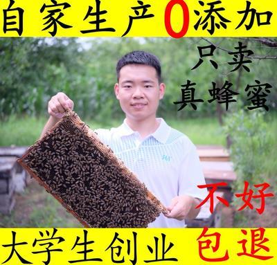 百花蜜 特级纯天然成熟蜜农家自产