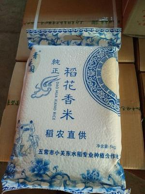 这是一张关于长粒香大米 绿色食品 中稻 一等品的产品图片
