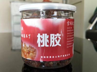 青海省西宁市城东区食用桃胶 6-12个月