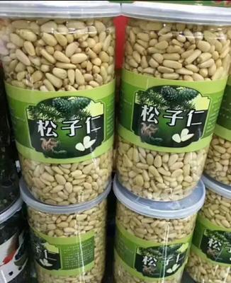 吉林省通化市通化县松子仁 18-24个月 包装