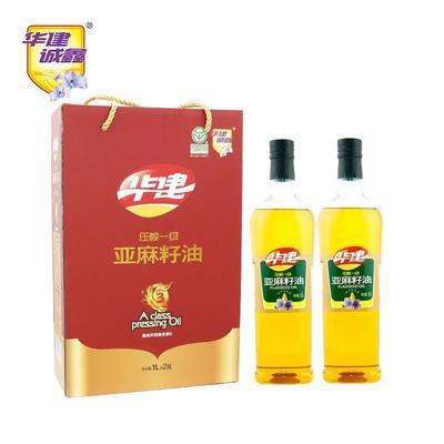 重庆万州区冷榨亚麻籽油