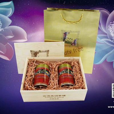 上海松江区台湾高山茶 礼盒装 特级