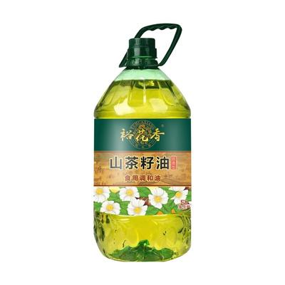 江西省南昌市湾里区裕花香山茶籽调和油