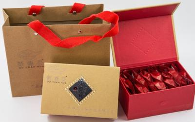 广西壮族自治区梧州市长洲区山楂花茶 礼盒装 特级