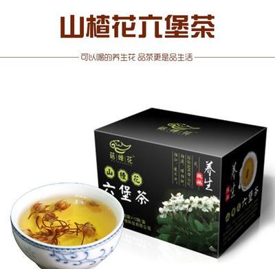广西壮族自治区梧州市长洲区山楂花茶 盒装 特级