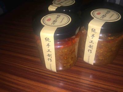 浙江省台州市三门县猪肉酱