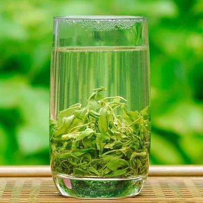 安徽省黄山市休宁县黄山绿茶 罐装 二级