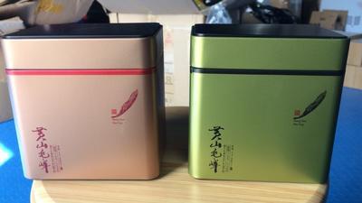 安徽省黄山市休宁县黄山绿茶 罐装 一级