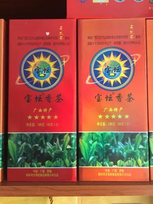 广西壮族自治区河池市罗城仫佬族自治县古树红茶 散装 一级