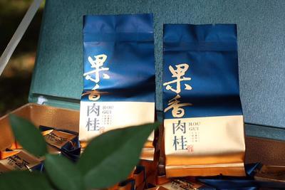 这是一张关于大红袍乌龙茶 礼盒装 特级的产品图片