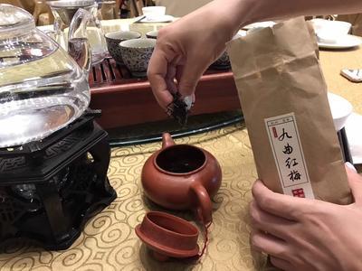 浙江省杭州市余杭区野生红茶 袋装 一级