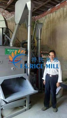 广东省湛江市霞山区碾米机