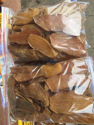 广西壮族自治区贺州市八步区红薯干 片状 袋装 半年