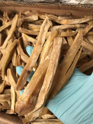 山东省滨州市沾化区黄金红薯干 条状 散装 1年