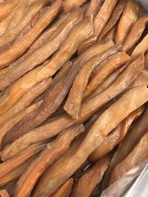 山东省滨州市沾化区倒蒸红薯干 条状 散装 1年