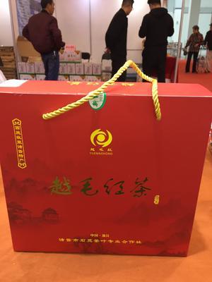 浙江省宁波市鄞州区高山绿茶 礼盒装 三级