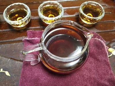 贵州省黔东南苗族侗族自治州从江县野生红茶 散装 特级