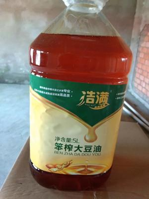 内蒙古自治区呼伦贝尔市鄂伦春自治旗冷榨大豆油