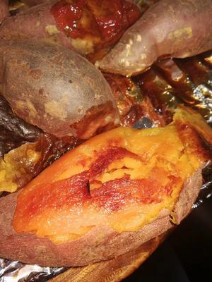 山东省威海市乳山市红皮蜜薯 红皮 混装通货