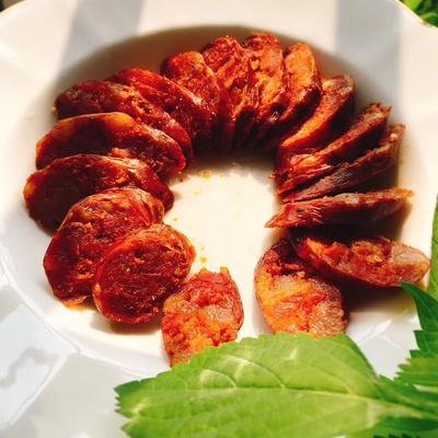 四川省泸州市江阳区川味香肠 袋装