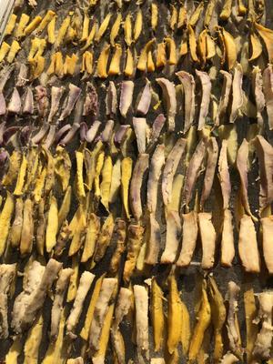 广西壮族自治区桂林市龙胜各族自治县农家自制生地瓜干 条状 散装 1年以上