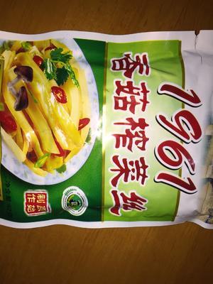 浙江省宁波市余姚市五香榨菜 香菇榨菜丝