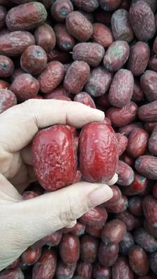 这是一张关于若羌红枣的产品图片