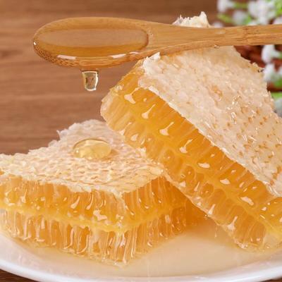 蜂巢蜜 老盒子蜂窝蜜