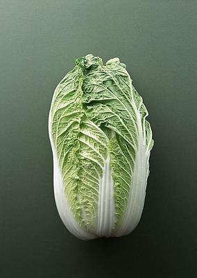 山东省青岛市莱西市黄心大白菜 6~10斤 净菜