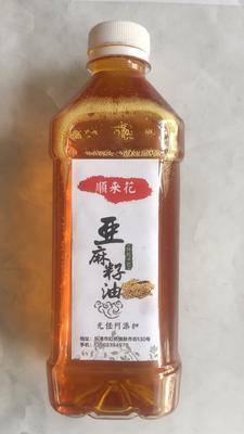 浙江省温州市乐清市热榨亚麻籽油 物理压榨,零添加剂