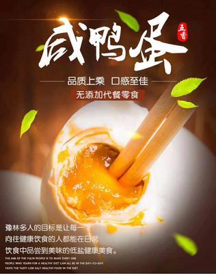 河南省郑州市二七区五香咸鸭蛋 散装
