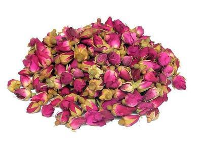 这是一张关于玫瑰花茶 散装 一级的产品图片
