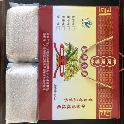 辽宁省大连市普兰店市东北大米 一等品 中稻 籼米