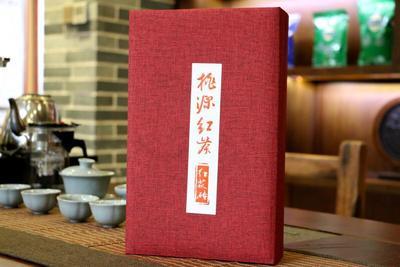 湖南省常德市桃源县茯砖茶 特级 礼盒装