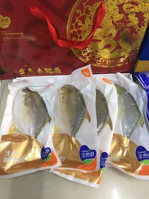 辽宁省铁岭市开原市金鲳鱼 1-1.5公斤 野生