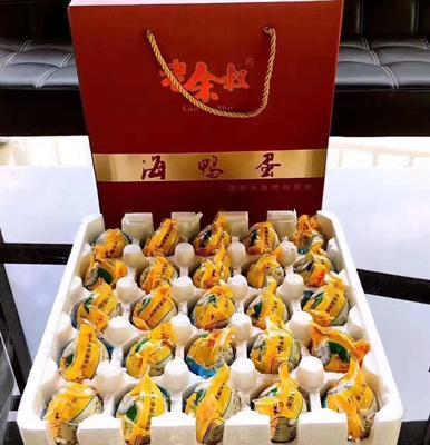 广西壮族自治区钦州市钦南区烤海鸭蛋 礼盒装