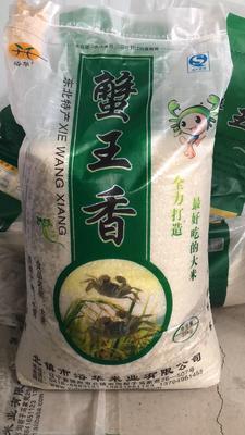 辽宁省锦州市北镇市蟹田大米 一等品 一季稻 粳米